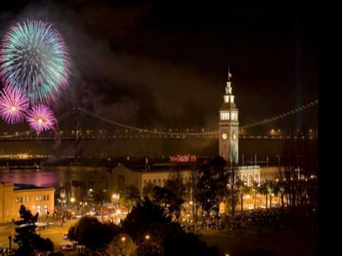 News Briefs: Ring in new year at Commonwealth Club