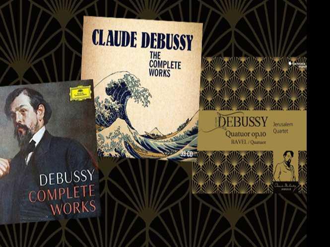 Diving deep into Claude Debussy