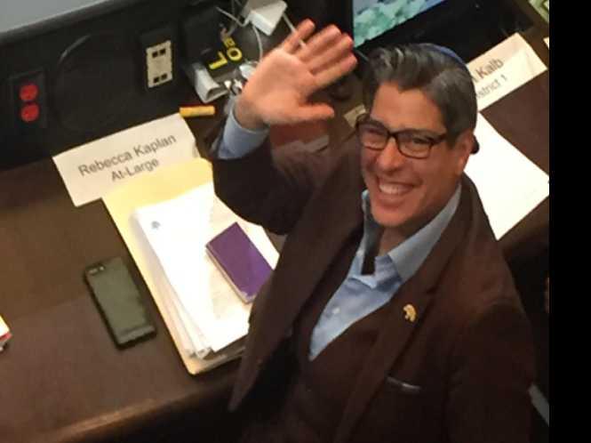 Kaplan elected Oakland council president