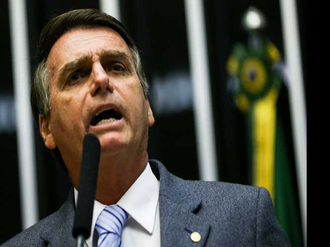 Brazil's new president revokes LGBT rights