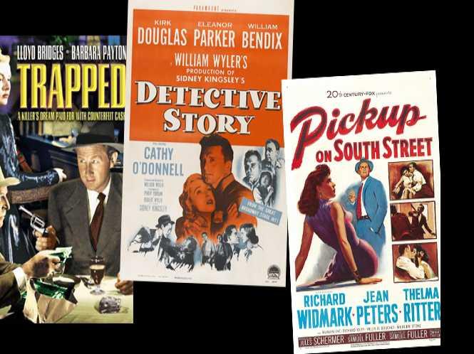 The Dark 50s: Noir films at the Castro