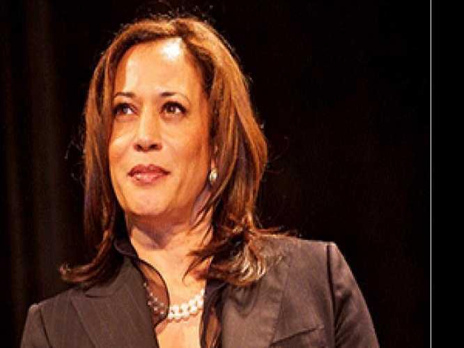 Harris announces presidential run