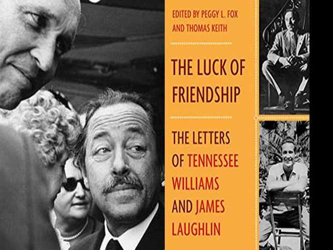 Williams & Laughlin, more than pen pals