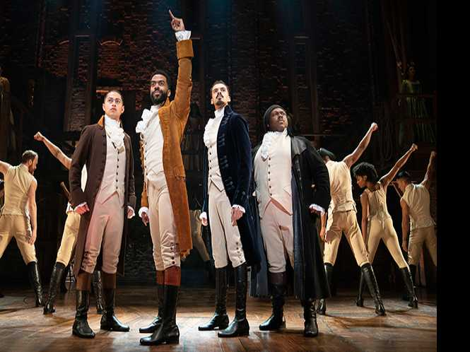 Rich & powerful 'Hamilton'