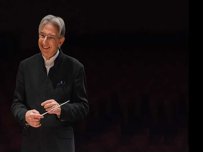 Celebrating Michael Tilson Thomas