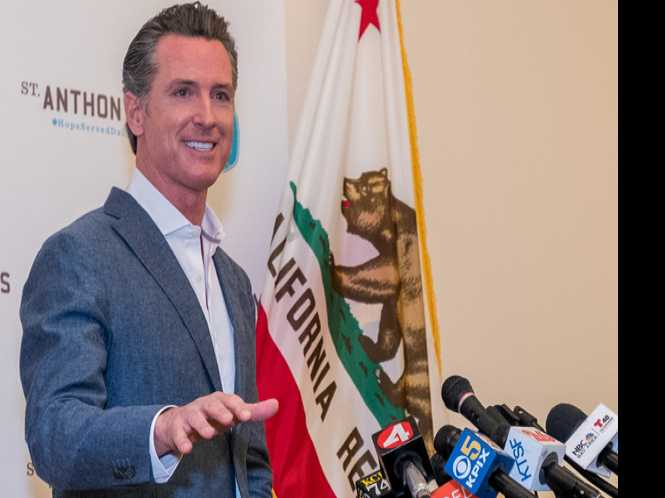 Newsom open to statewide HIV, STD plan