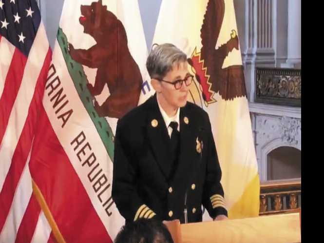 Breed names first LGBT SF fire chief