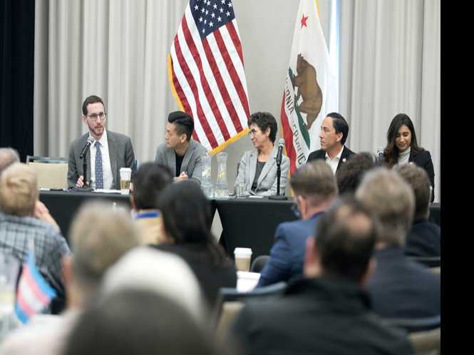 Trans, youth issues focus of CA LGBT bill package