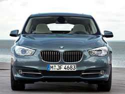 BMW crosses over :: The 2010 BMW 550i GT
