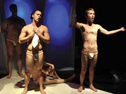 Naked Boys Singing / Perez Hilton Saves The Universe