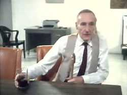 William S Burroughs: the Man Inside
