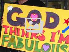 Counterprotest of Westboro Baptist Church ::July 9, 2010