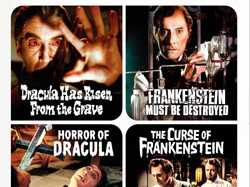 TCM Greatest Classic Film Collection: Hammer Horror