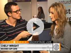 Chely Wright: I Wish to Work with The Chipmunks