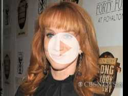 Sarah Palin: Kathy Griffin is a bully