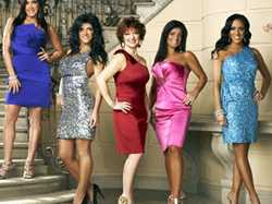"Bravo's ""The Real Housewives Of New Jersey"" Heats Up May 16"