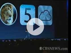 Apple Unveils iCloud, iOS 5, & Lion
