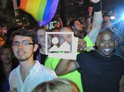 Marriage Equality Celebration at Stonewall :: June 24, 2011