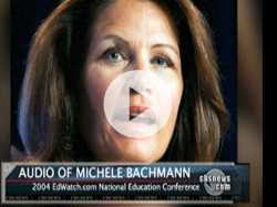 """(2004) Bachmann: """"Almost All, if Not All"""" Gays Have Been Abused"""