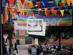 Manchester, England in Photos: City of Gay Pride