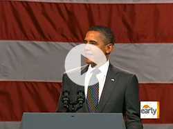 Heckler to Obama: 'You Are the Antichrist!'
