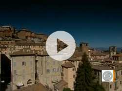 The Ancient City of Perugia, Italy