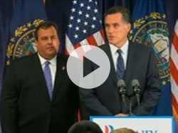 Mitt Romney Makes Gains Following Debate