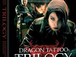 Dragon Tattoo Trilogy - Extended Edition
