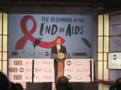 Obama: Fight Against AIDS Remains a Global Struggle
