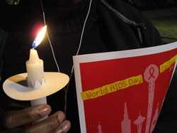 Texas HIV/AIDS Advocates Promote Testing on World AIDS Day
