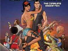 Archer - The Complete Season Two