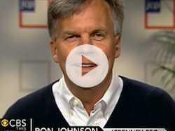"JC Penney CEO Ron Johnson on ""Ellen"" Controversy"