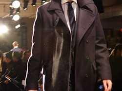 Elegant Agents: Simon Spurr A/W 2012, New York Fashion Week
