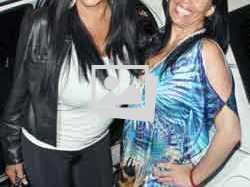 Mob Wives @ Splash Bar :: February 23, 2012