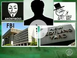 Members of Anonymous/Lulzsec Arrested