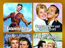 TCM Greatest Classic Films Collection :: Doris Day