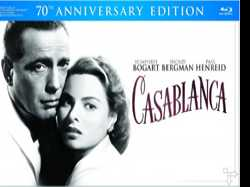 Casablanca - 70th Anniversary 3-Disc Blu-ray/DVD Combo Edition