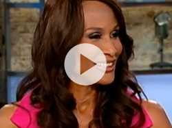 Beverly Johnson on Reality TV Show, Family
