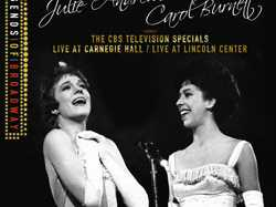 Julie Andrews & Carol Burnett - The CBS Television Specials