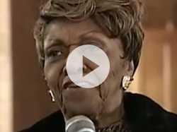 Whitney Houston's Mom Breaks Silence on Daughter's Death