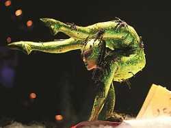 """Cirque du Soleil's """"Michael Jackson: The Immortal World Tour"""""""