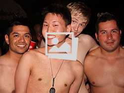 Gay Days 2012 :: Thursday Night Pool Party