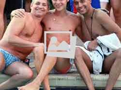 Gay Days 2012 Main Pool Party @ Doubletree By Hilton :: June 2, 2012