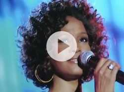 Whitney Houston Exhibit Opens at Grammy Museum