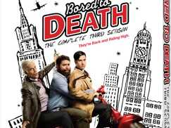 Bored To Death - The Complete Season Three