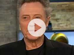 Christopher Walken on 'Seven Psychopaths' Film