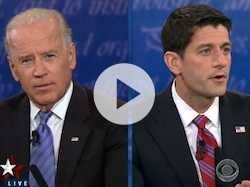 Vice Presidential Debate: Religion and Abortion