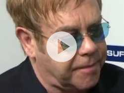 Elton John: AIDS is a Treatable Disease