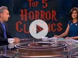 Five Scariest Horror Films