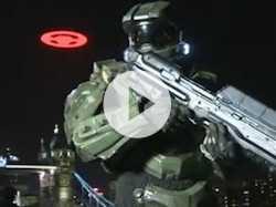 Halo 4 U.K. Launch